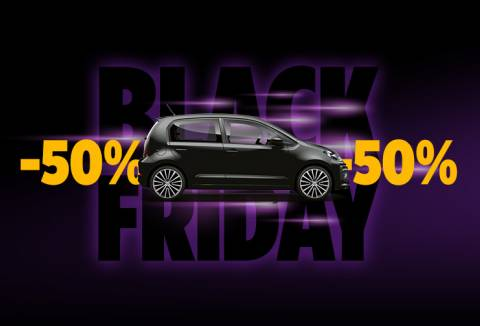 Black Friday u CARWIZ rent a caru