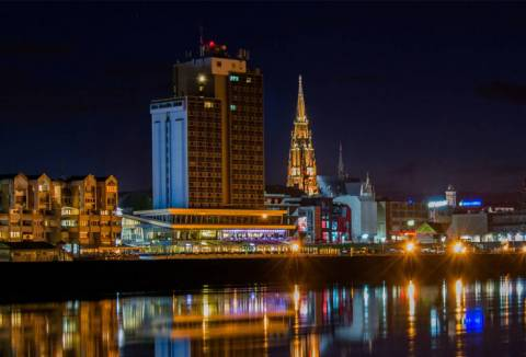 Osijek summer nights