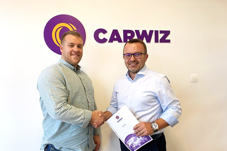 Carwiz places a franchise business model in Iceland