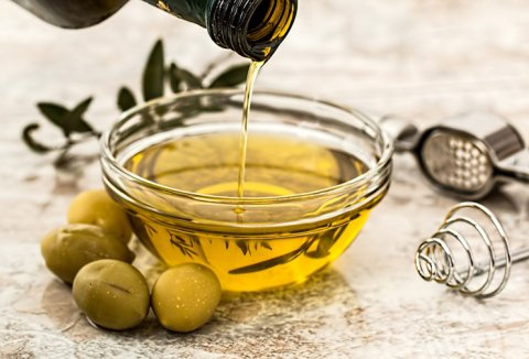 The days of young olive oil