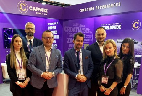 CARWIZ rent a car confirms global expansion at the WTM London