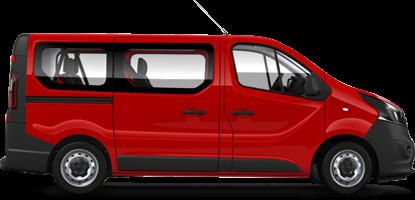 Opel Vivaro Combi (8+1)